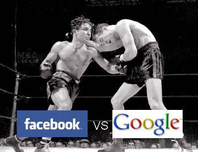 Facebook Datamine vs Google
