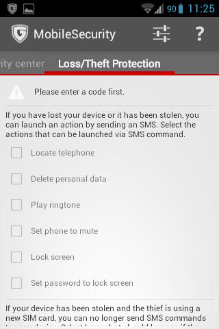 G-data-MobileSecurity v2 free license
