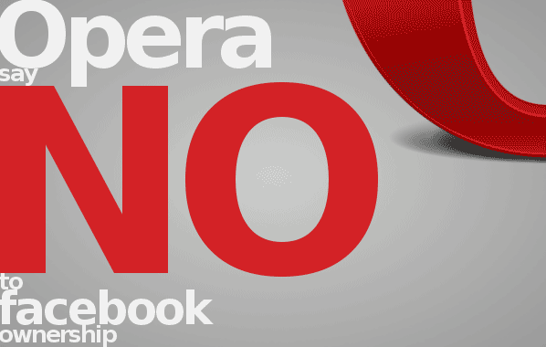 Opera Facebook ownership