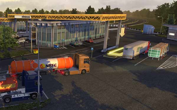 Trucks and Trailers Simulator For PC