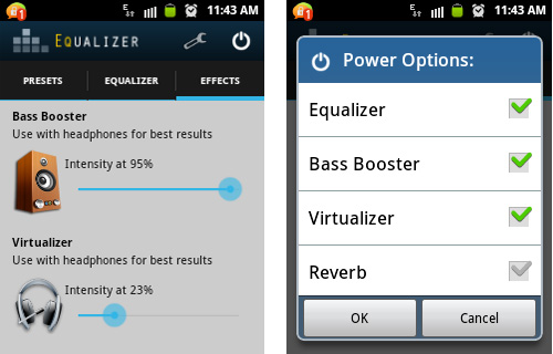 free equalizer for android
