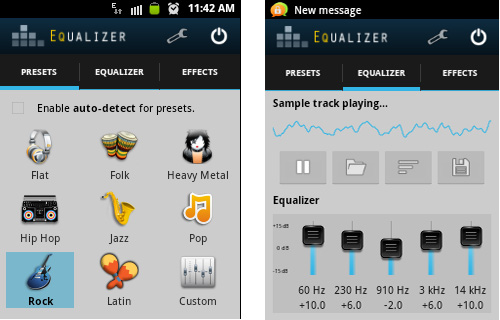 Equalizer Android App: Best Sound Quality With Presets & Customization