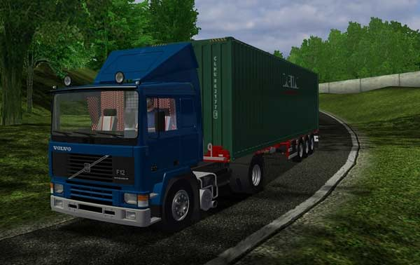 euro truck simulator for PC