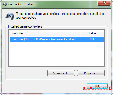Configuring Motioninjoy Gamepad Tool