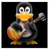 Tuxguitar Music Score Editor