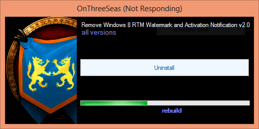 windows 8 rtm activation remover