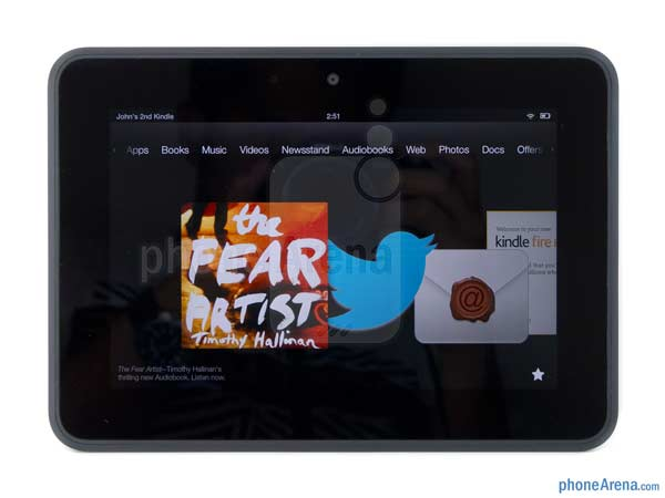 Amazon Kindle Fire HD India