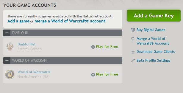 Play Diablo 3 Free