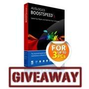 Auslogics BoostSpeed 5.4 Serial Key Giveaway