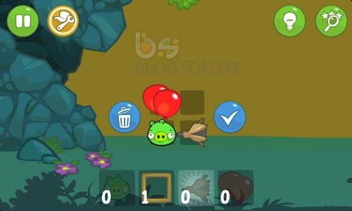Bad Piggies Can Fly Review