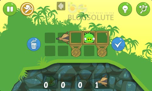 Bad Piggies Game Review