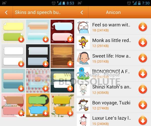 Samsung ChatON Download