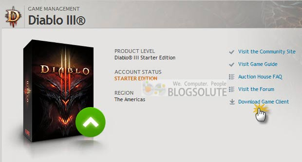 download diablo 3 free