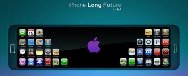 Funny iPhone 5 Photos Archive: Internet Made Fun Of Long iPhone 5