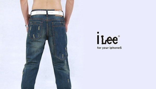 iphone 5 pocket length lee jeans