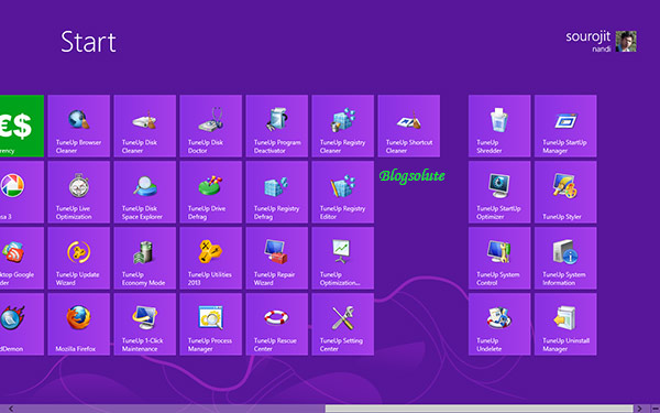 tuneup 2013 new features