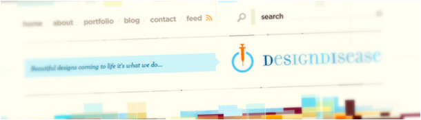 Design Disease Free WordPress Themes