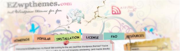 EZ WP Themes Free WordPress Themes