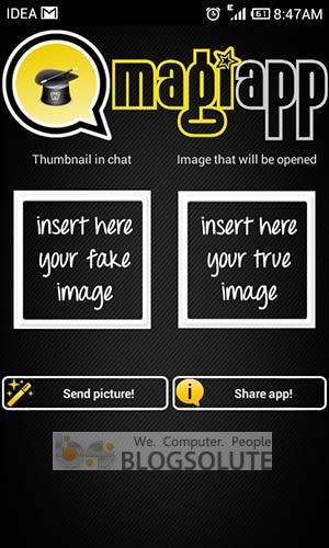 fake whatsapp image generator