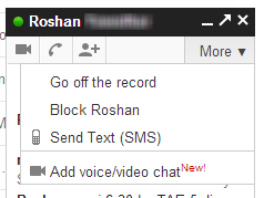 how to send sms gmail