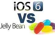Android Jelly Bean And iOS 6: The Binary Oppositions