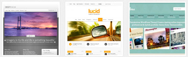 Padd Free WordPress Themes