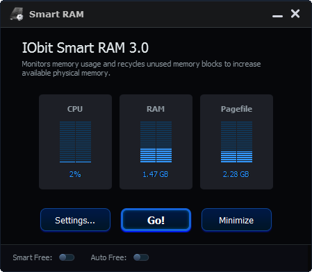 Best Memory RAM freeing application