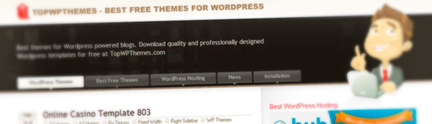 Top WP Themes Free WordPress Themes