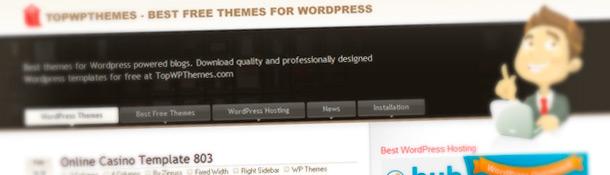 Top WP Themes Free WordPress Themes
