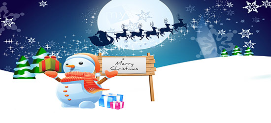 Christmas HD Wallpapers for kids