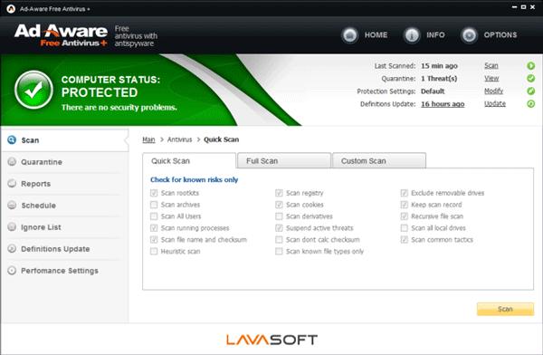 ad-aware antivirus free 2013