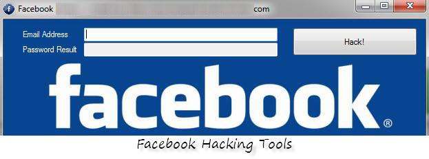 hack facebook tool