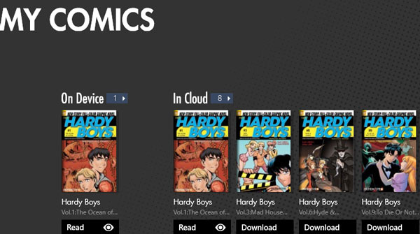 download free comics app windows 8