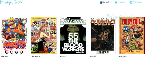 manga/comics reader windows 8