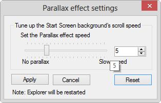 Windows 8 start screen tweak