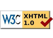 w3c validation of blog site