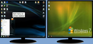 Actual Multiple Monitors Management Software for Windows
