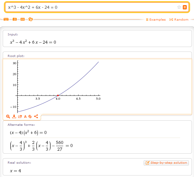 solve maths problem online
