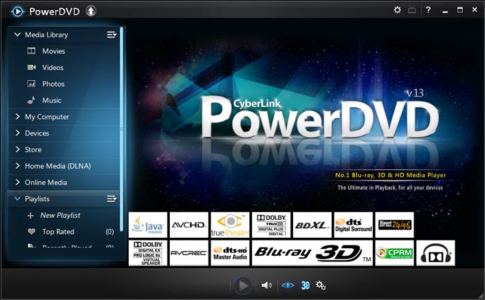 Power DVD 13 Ultra review