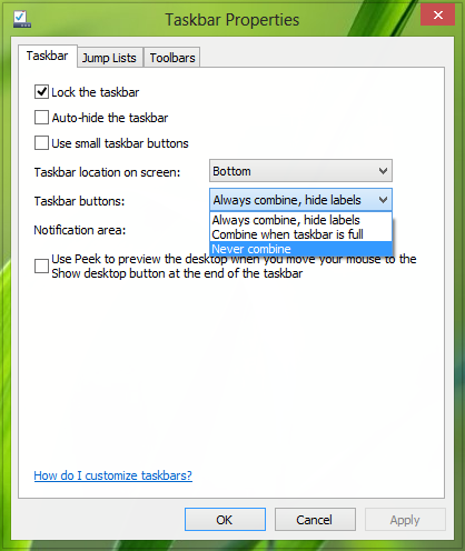 3-Ways-To-Expanded-Taskbar-Buttons-In-Windows-8-2