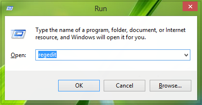 REGEDIT [FIX] Missing Send To Options in Right Click Context Menu of Windows 8
