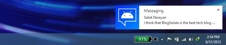 Android-Desktop-Notifications