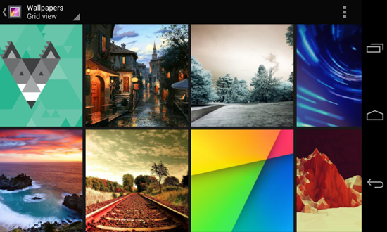 Android gallery