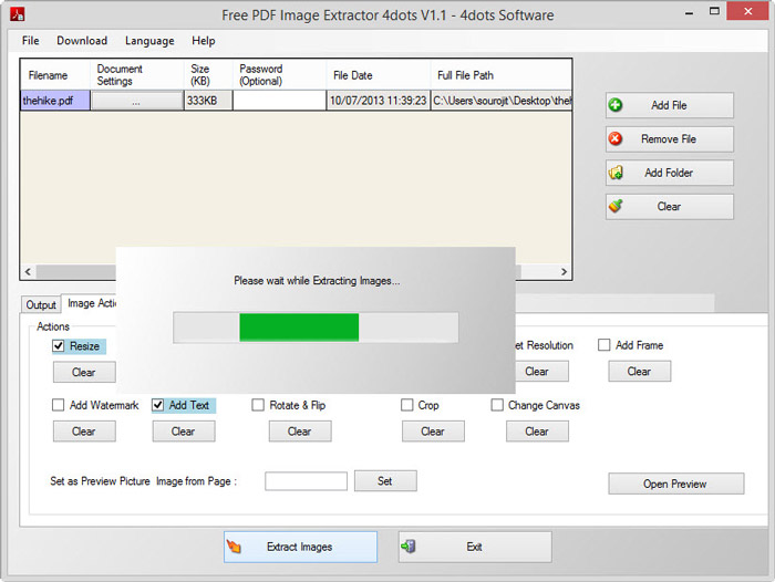 Sysinfotools pdf image extractor download