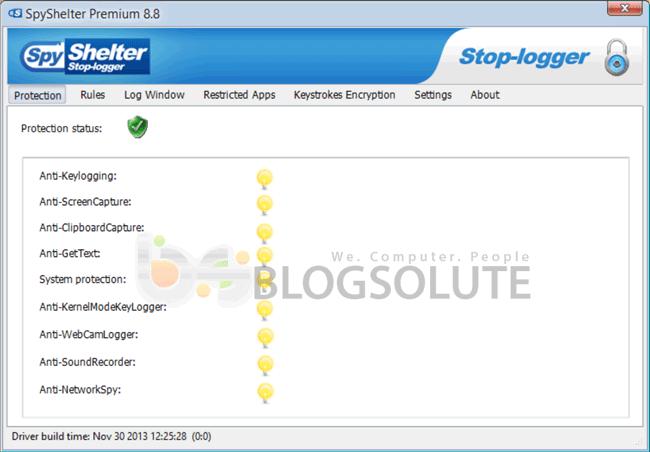 Spy Shelter Premium
