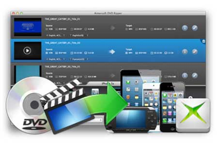 Aimersoft DVD Ripper for Mac: Free License Keys Giveaway