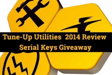 TuneUp Utilities 2014 Review. Chance to Win Free Serial Keys