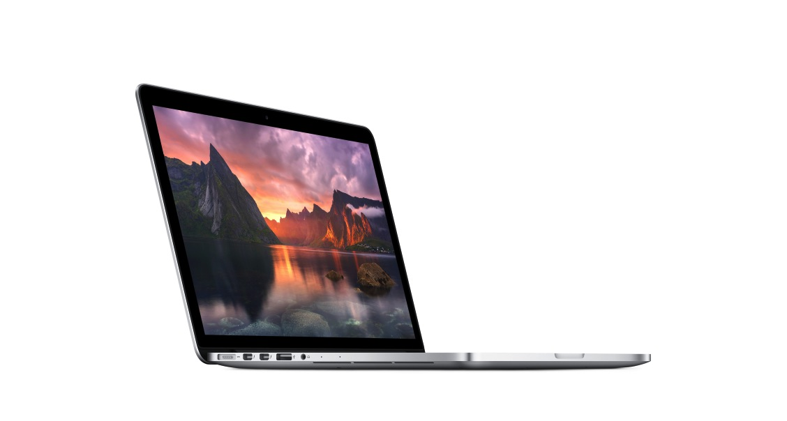 Macbook Pro Retina (BS)