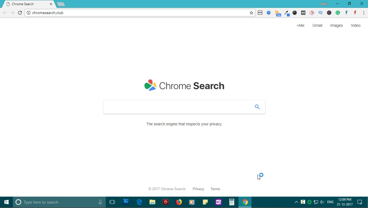 How to Remove ChromeSearch.club from All Browsers