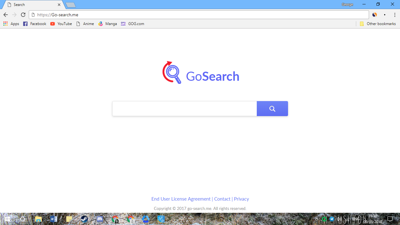 How to Remove Go-search.me from All Browsers